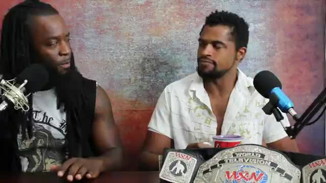 The Chocolate Stud Gariston Spears presents CHOCOLATE TALK NOW with The British Wolf