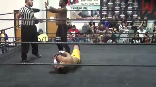 WXW Wrestling- REDLINE- February 18, 2017