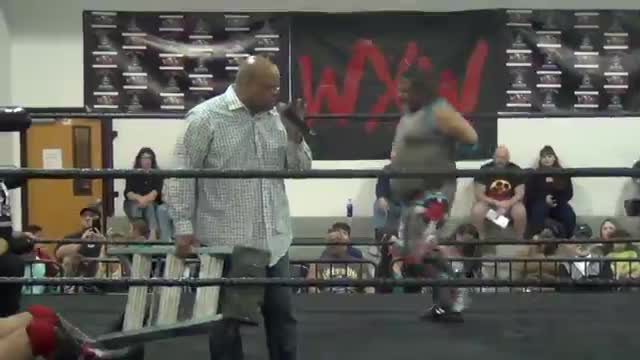 WXW Wrestling BACKFIRE- February 3, 2018