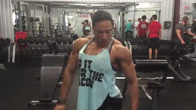Shoulder workout (PREMIUM VIDEO)