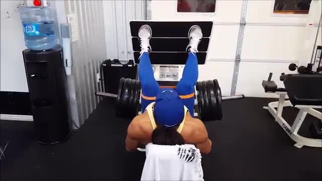 Jan 8 Glute Training