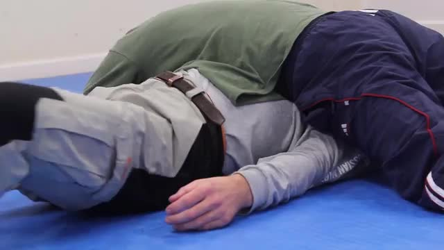 Systema Combat Drill 25: Body Removal