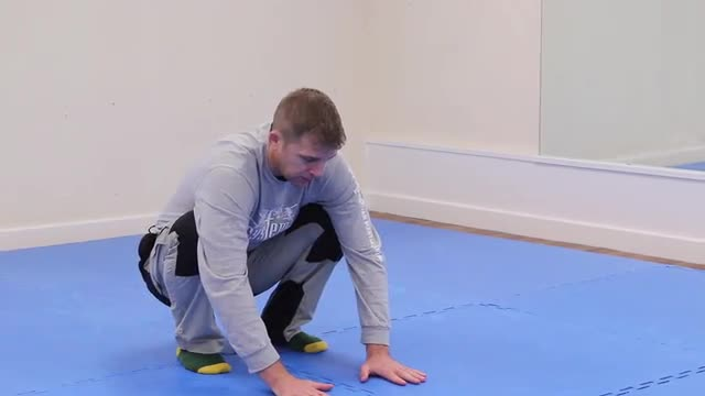 Systema Health Drill 14: The Four Pillars - The Squat