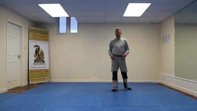 Systema Health Drill 17: Soft Falls