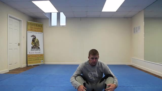 Systema Health Drill 18: Rolling
