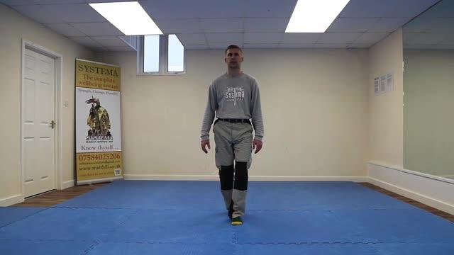 Systema Health Drill 21: Balance Walk