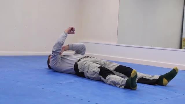 Systema Health Drill 22: Heavy Drops