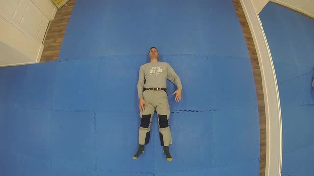 Systema Health Drill 23: Isolated Tension