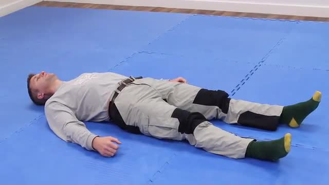 Systema Health Drill 25: Tension Lessening