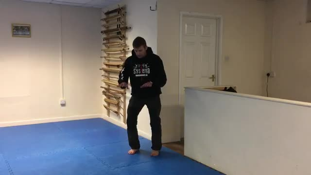 Assisted Pillars 4. The Squat