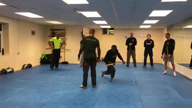 Systema Stick Work - Combining Everything