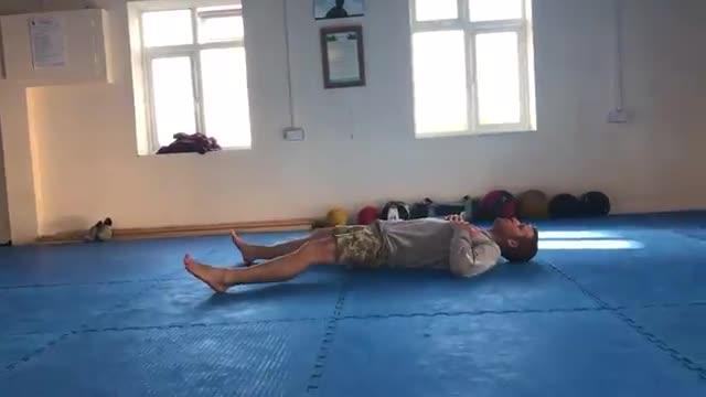 Systema Breathwork Exercise