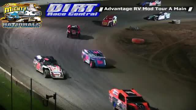 North Central Speedway August 30, 2014 Advantage RV Mod Tour Races