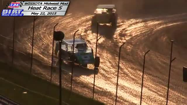 I-94 Speedway May 22, 2015 WISSOTA Midwest Modified Races