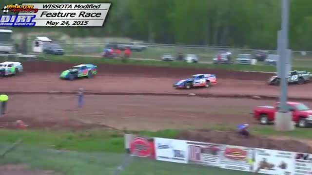 Proctor Speedway May 24, 2015 WISSOTA Modified Races