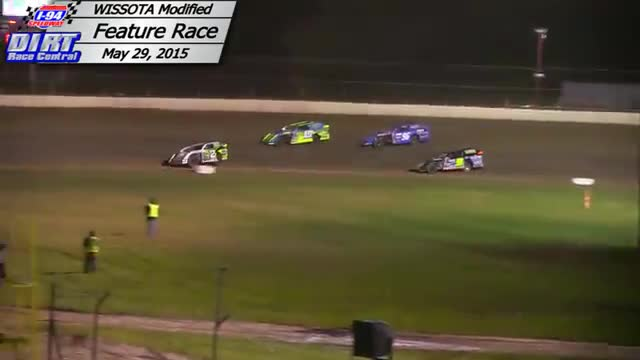 I-94 Speedway May 29, 2015 WISSOTA Modified Races