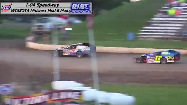 I-94 Speedway June 26, 2015 WISSOTA Midwest Modified Races