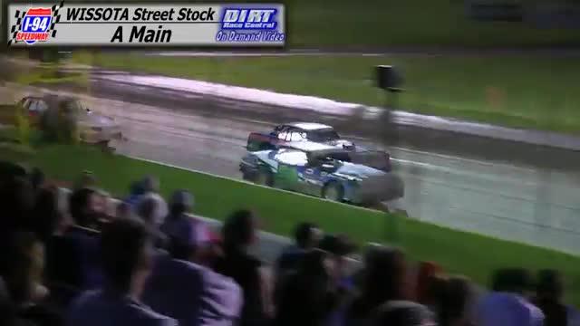 I-94 Speedway WISSOTA Street Stock Races