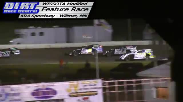 KRA Speedway August 5, 2015 WISSOTA Modified Races