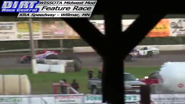 KRA Speedway August 5, 2015 WISSOTA Midwest Modified Races