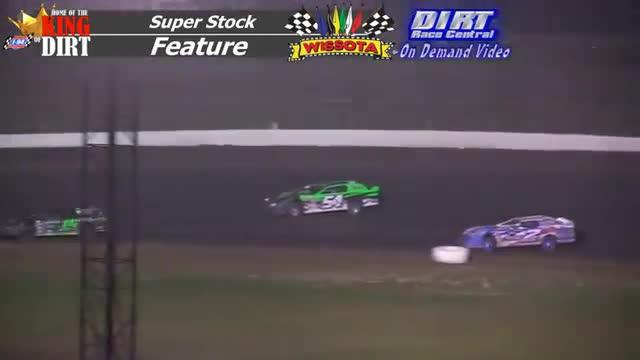 I-94 Speedway August 13, 2015 WISSOTA Super Stock Races