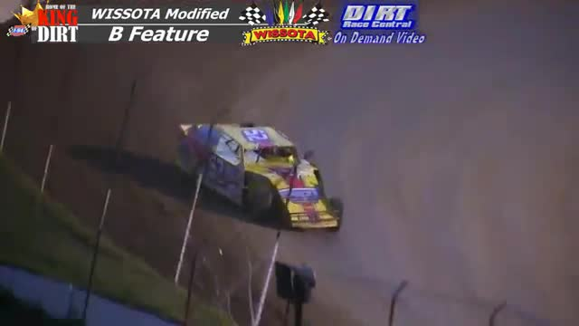 I-94 Speedway August 14, 2015 WISSOTA Modified Races