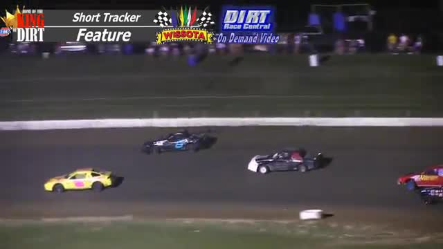 I-94 Speedway August 14, 2015 Short Tracker Races