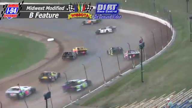 I-94 Speedway August 14, 2015 WISSOTA Midwest Modified Races