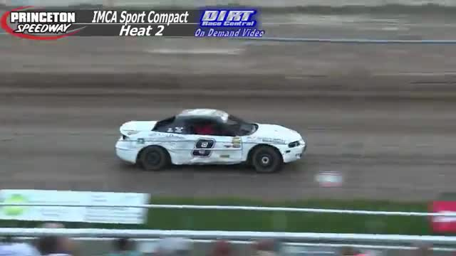 Princeton Speedway September 4, 2015 IMCA Sport Compact Races