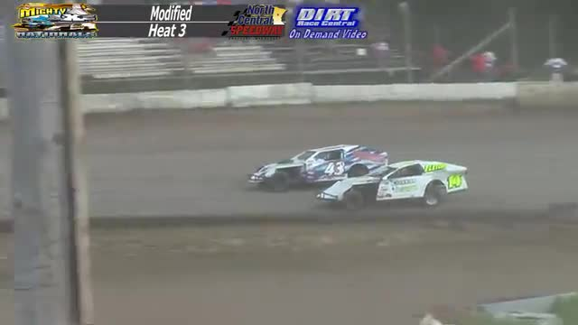 North Central Speedway September 5, 2015 IMCA Modified Races