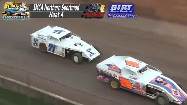 North Central Speedway September 5, 2015 IMCA Northern Sportmod Races