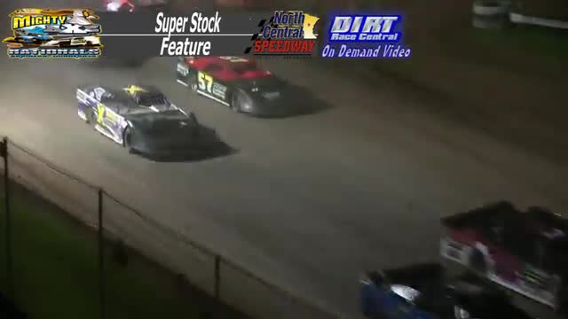 North Central Speedway September 5, 2015 Super Stock Races
