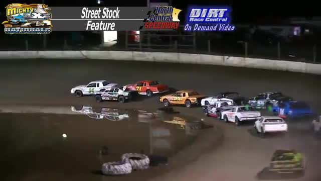 North Central Speedway September 5, 2015 Street Stock Races