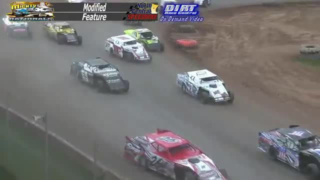 North Central Speedway September 7, 2015 IMCA Modified Races