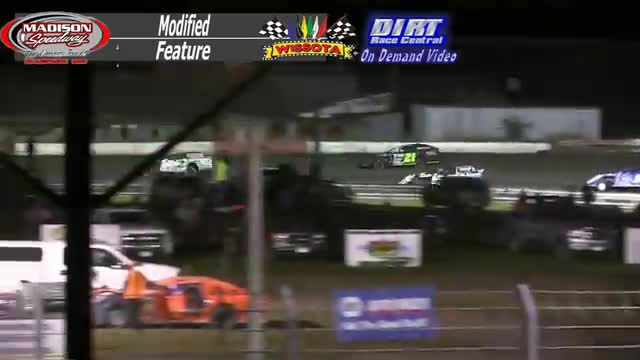 Madison Speedway September 13, 2015 WISSOTA Modified Races