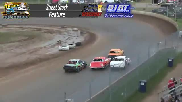 North Central September 7, 2015 Street Stock Races