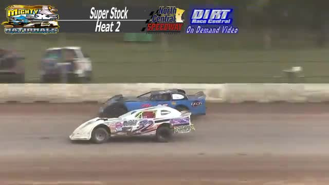 North Central Speedway September 7, 2015 Super Stock Races