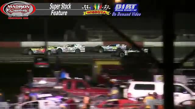 Madison Speedway September 13, 2015 WISSOTA Super Stock Races