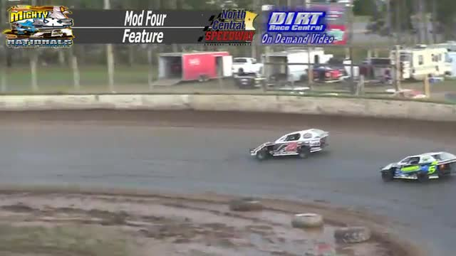 North Central Speedway September 7, 2015 Mod Four Races