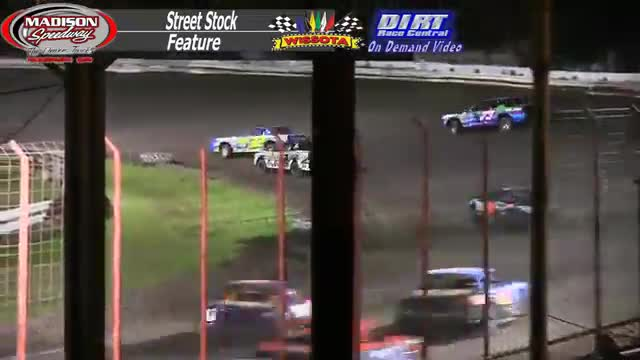 Madison Speedway September 13, 2015 WISSOTA Street Stock Races