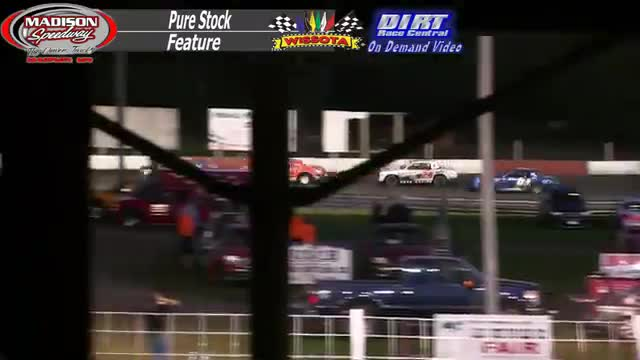 Madison Speedway September 13, 2015 Pure Stock Races
