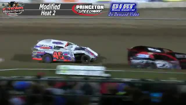 Princeton Speedway September 25, 2015 IMCA Modified Heat Races