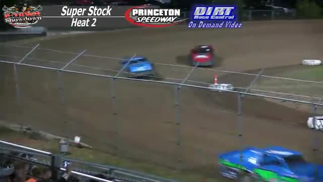 Princeton Speedway September 25, 2015 Super Stock Heat Races