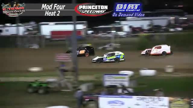 Princeton Speedway September 25, 2015 Mod Four Heat Races