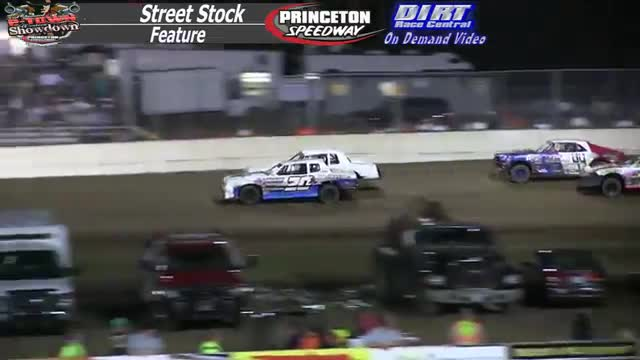 Princeton Speedway September 26, 2015 Street Stock Feature Race