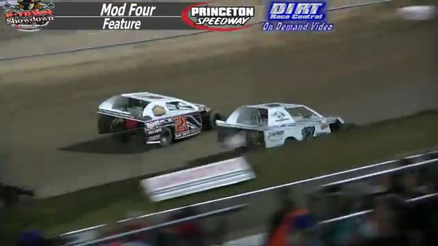 Princeton Speedway September 26, 2015 Mod Four Feature Race