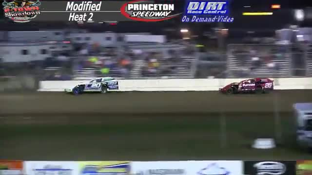 Princeton Speedway September 26, 2015 IMCA Modified Heat Races