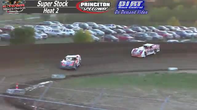 Princeton Speedway September 26, 2015 Super Stock Heat Races