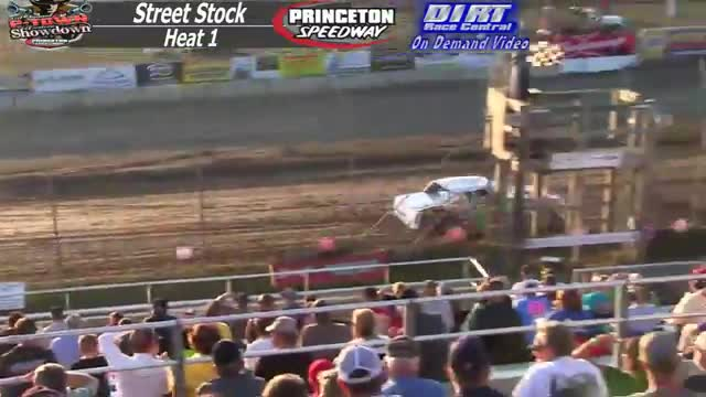 Princeton Speedway September 26, 2015 Street Stock Heat Races