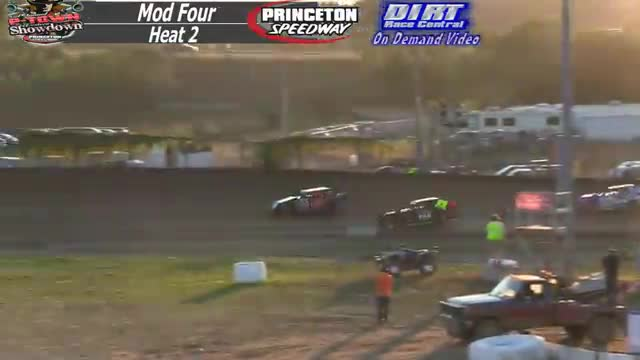 Princeton Speedway September 26, 2015 Mod Four Heat Races